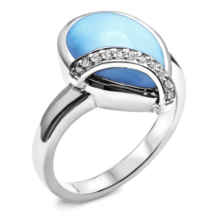 Daria Larimar Ring