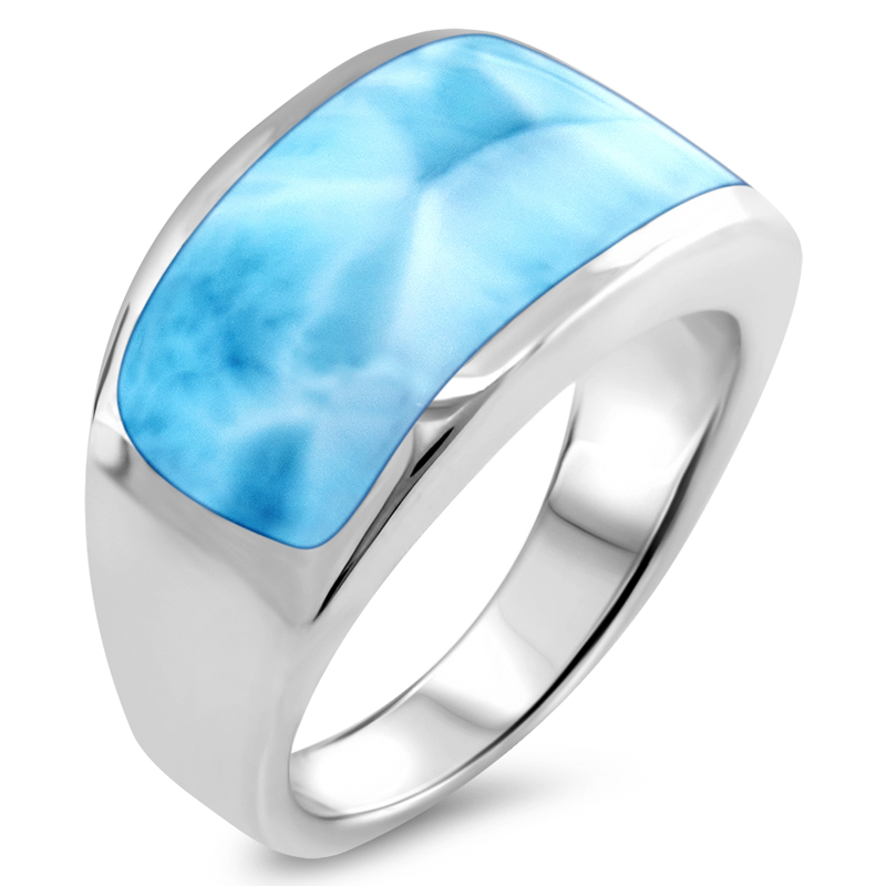 Encore Ladies Larimar Ring